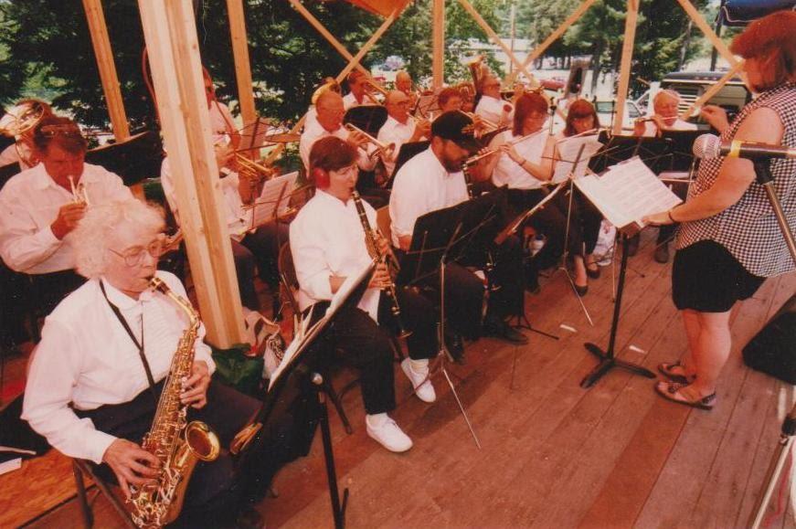 Hopkinton, 1996