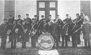 New London Cornet Band, circa 1912