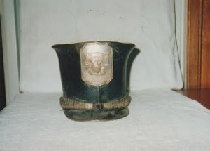 NL Town Band hat from the late 1800s