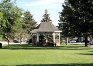 Newport bandstand